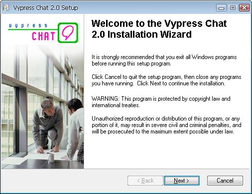 Vypress chat 2 1 free license file